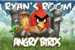 Personalised Angry Birds Door Plaque